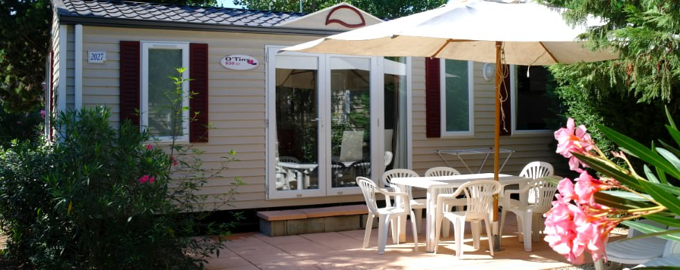 mobile home rental on the French Riviera